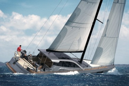 Changing the asphalt with coral reefs: BD56 seagoing SUV – the all new crossover yacht