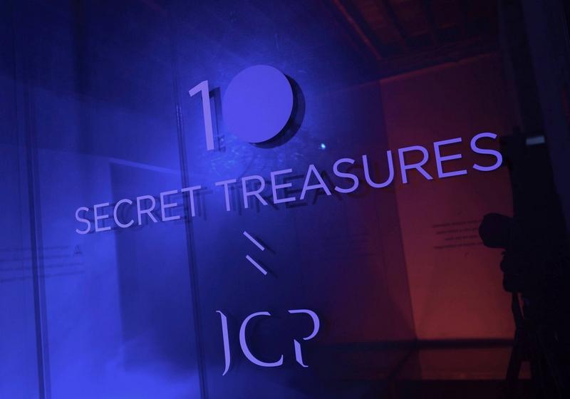 10 secret treasures - JCP