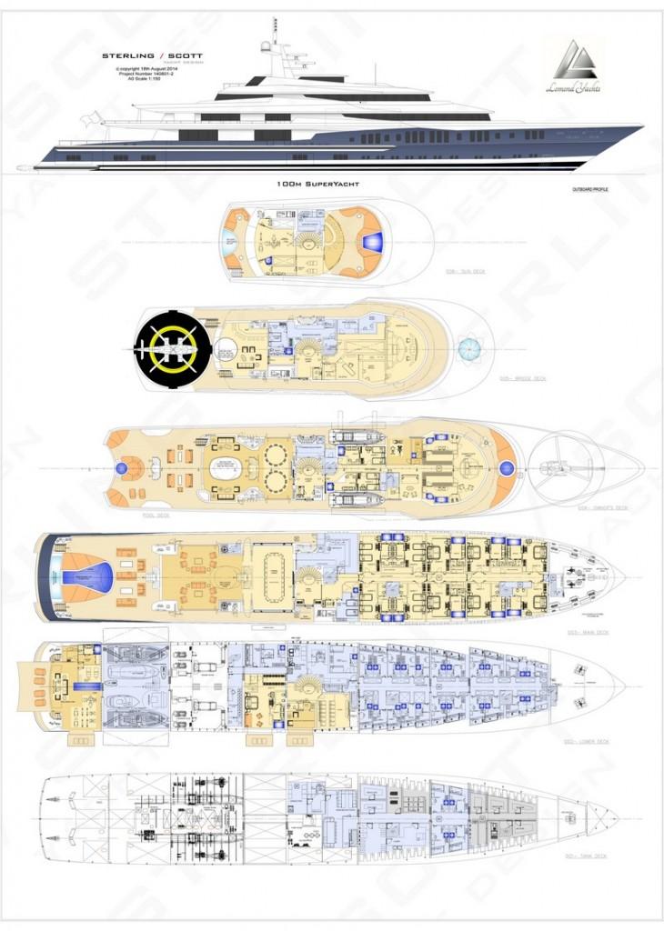100 m superyacht