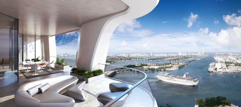 1000 museum Zaha Hadid Project Miami