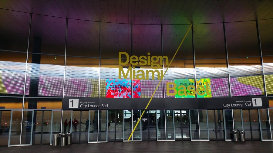 10th Anniversary of #DesignMiami Basel,