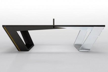 The Avettore – the Jet-Inspired Game Table