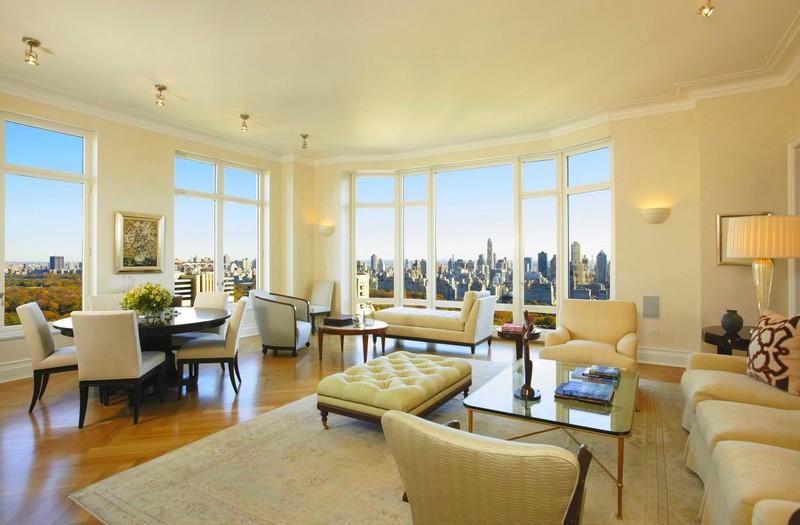 15 Central Park West Penthouse Manhattan, New York