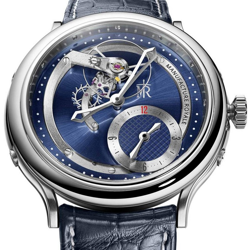 1770 Haute Voltige by Manufacture Royale