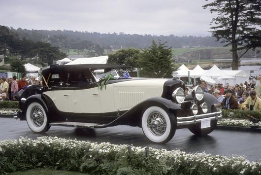 1931 duPont Model H Merrimac Sport