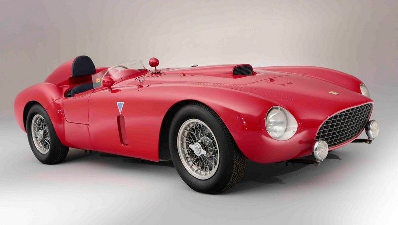 1954 Ferrari 375-Plus Spider Competizione