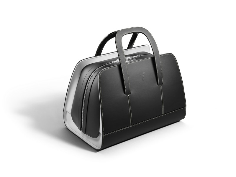 1Rolls-Royce Wraith Luggage Collection takes luggage to a new realm of luxury