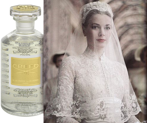 Creed Fleurissimo for Princess Grace of Monaco