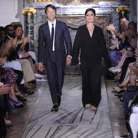 Maria Grazia Chiuri and Pier Paolo Pic_Valentino