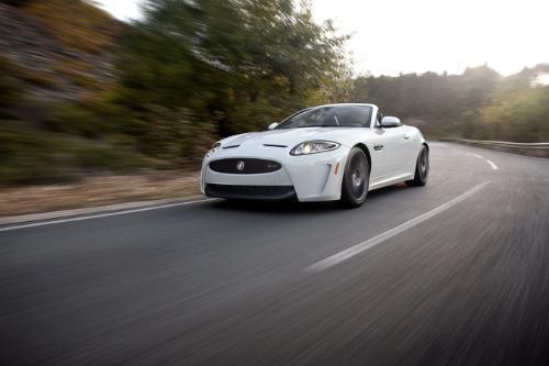 Jaguar XKR-S Convertible_landrover-2012