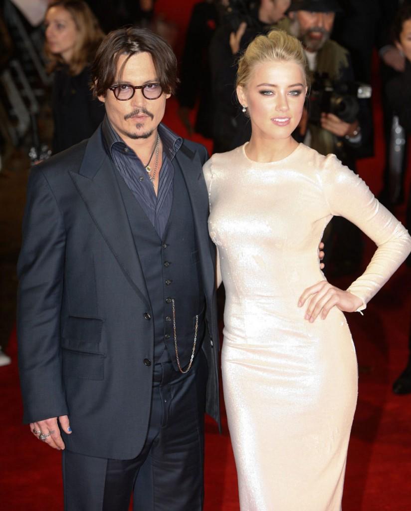 Johnny Depp and David Beckham wear nail polish but will guys be