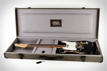 The Brixton & Fender Guitar Case
