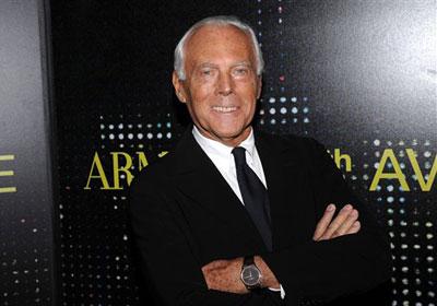 Giorgio Armani focused on its luxury resorts in Egypt and ...  Giorgio Armani