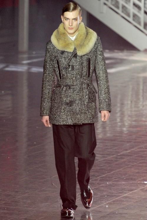 John Galliano Menswear Fall - Winter 2012 2013 III