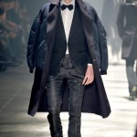 Lanvin Menswear Fall Winter 12