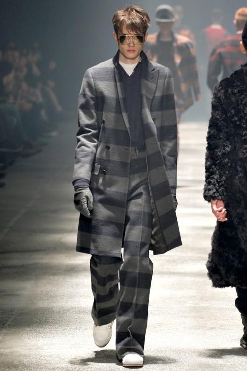 Lanvin Menswear Fall Winter 2012 --