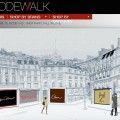 modewalk luxury website shopping