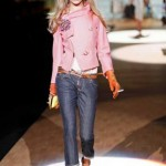 DSquared FW 2012 pink