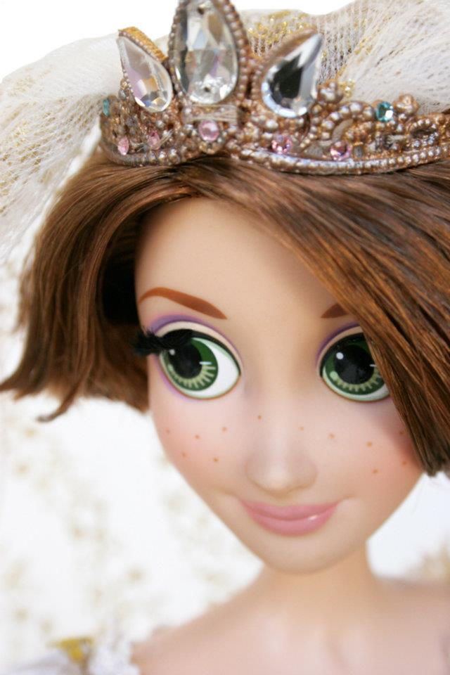 Disney Rapunzel Doll2012