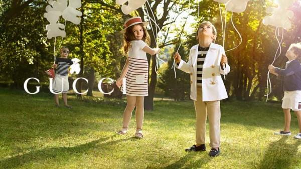 GUcci Children Spring Summer 2012 collection