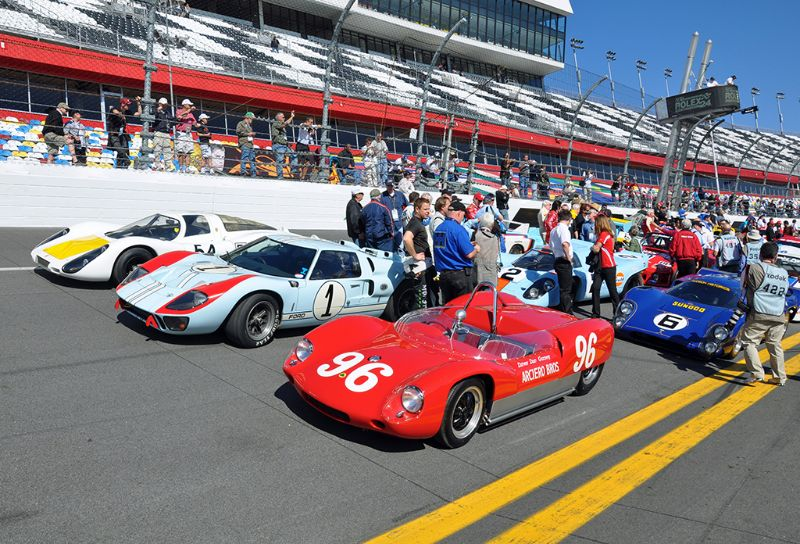 Once In A Lifetime Reunion Daytona 50th Anniversary