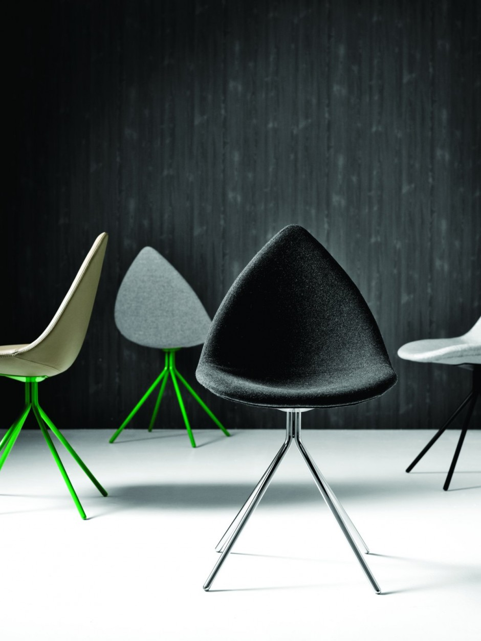 Style statement karim rashid x boconceptluxury news for Meubles concept chaise