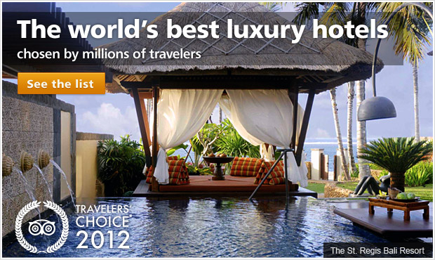 Sumptuous indulgence world 39 s best luxury hotels of the for Best hotels of the world