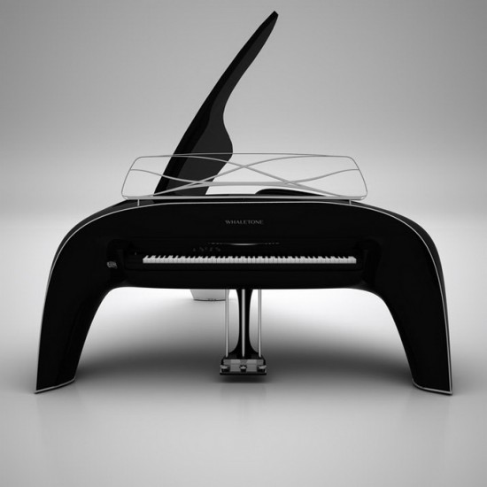 Modern Grand PianoLUXURY NEWS