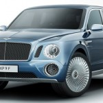 Bentley The Bentley EXP 9 F