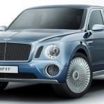 Bentley The Bentley EXP 9 F