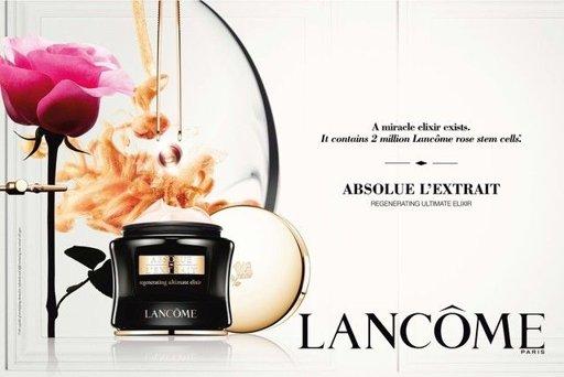 Lancome Absolue L Extrait Advert 2012