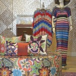 Missoni fashion inside 22 Knots Boutique