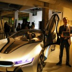 BMW at 1618 Sustainable Luxury Event in Paris - Antoine Bourbonneux - BMW i Strategy Implementation Manager