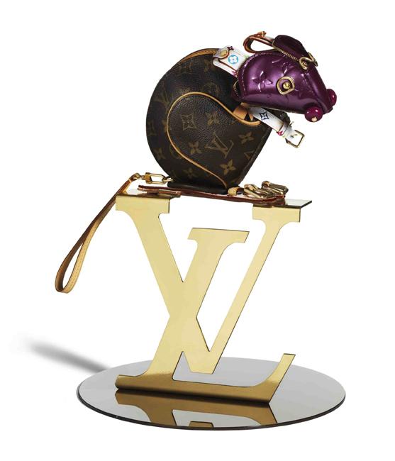 Billie Achilleos for Louis Vuitton 2012