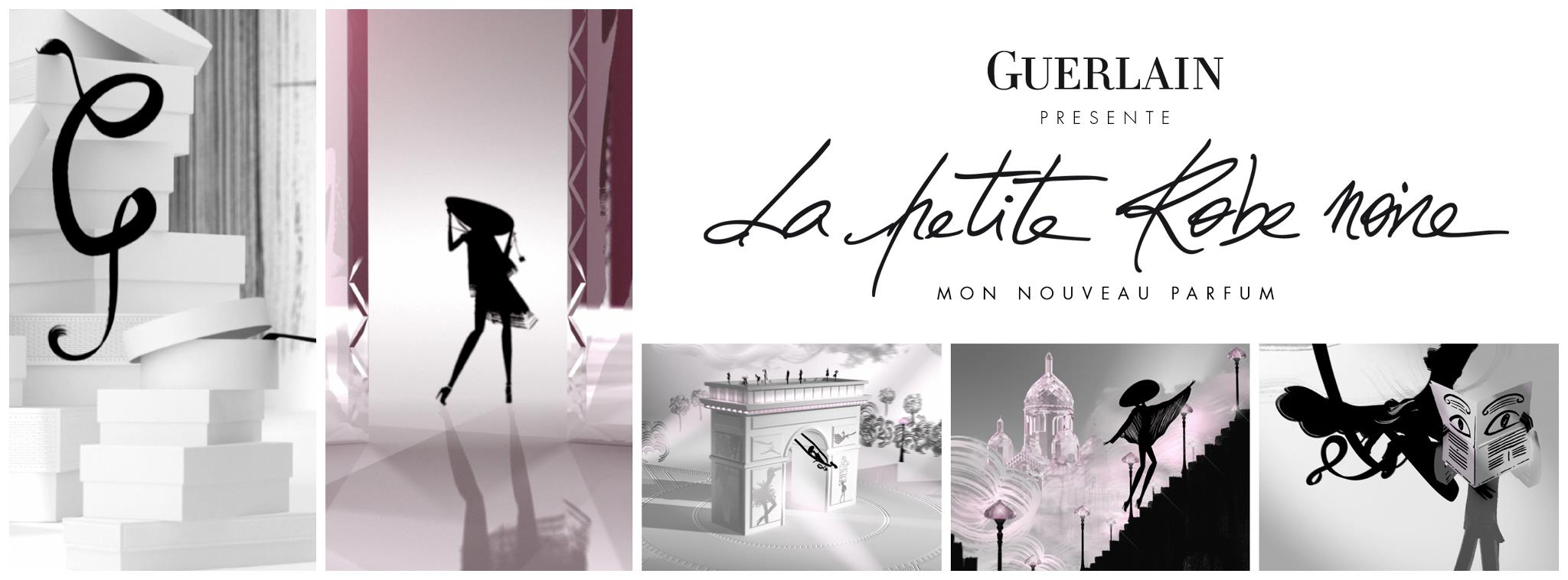 La petite robe noire by guerlain and kuntzel deygasluxury news best of luxury interviews - La petite robe noire guerlain ...