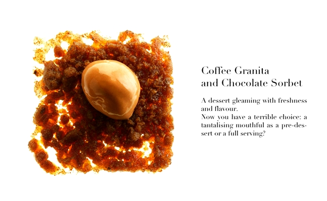 Chocolate and Coffee book. Remember that square of chocolate dipped in ...