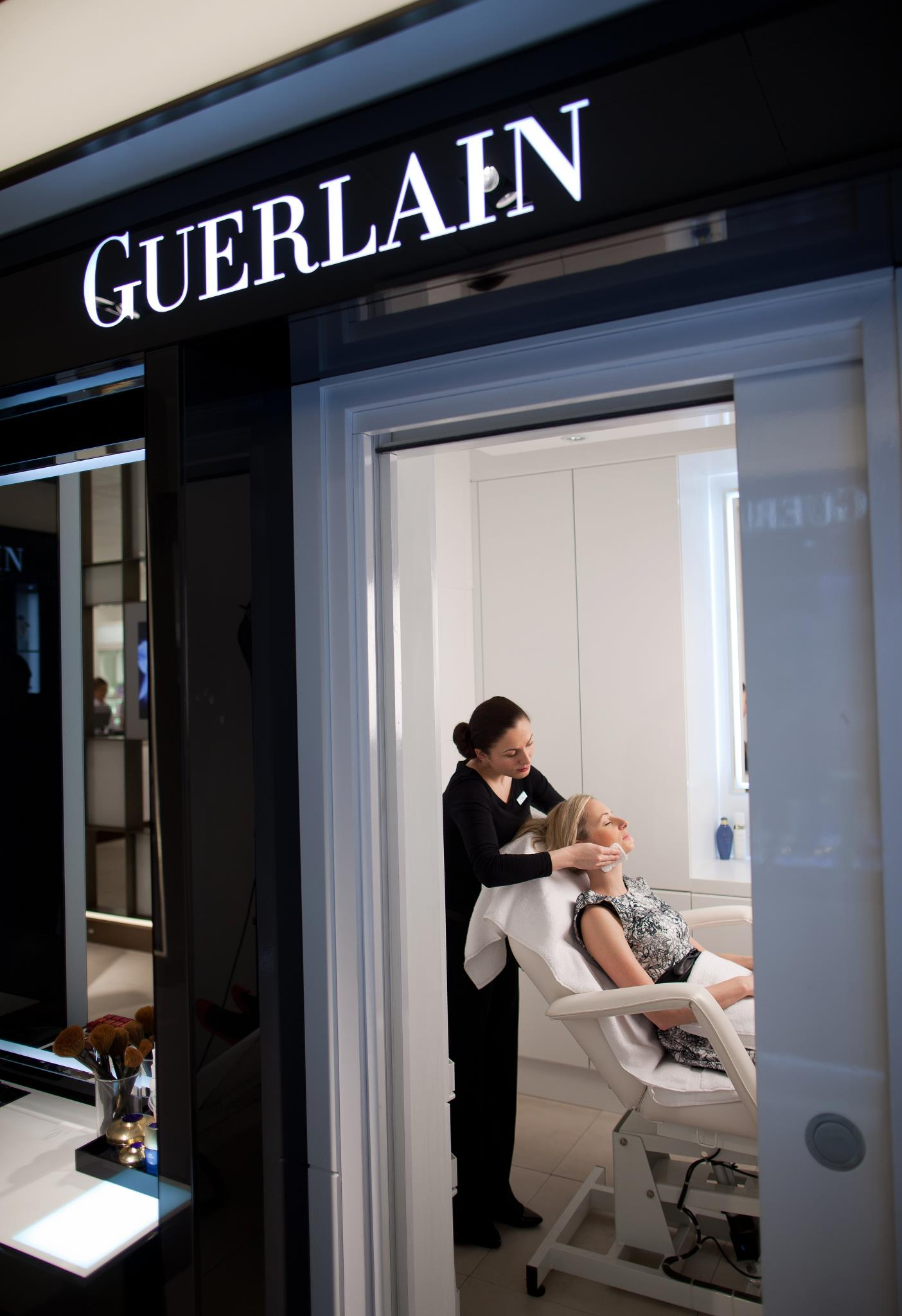 John Lewis Oxford Street Beauty Hall Guerlain