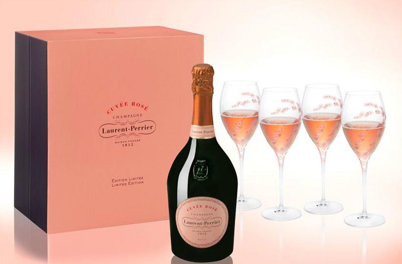Laurent-Perrier-Cuvée-Rosé
