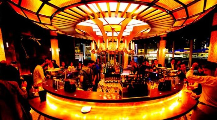 Alain Devahive Tolosa Singapore Restaurant