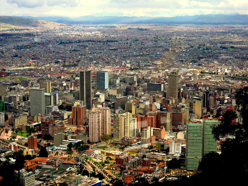 Luxury Hotels In Bogota Colombia