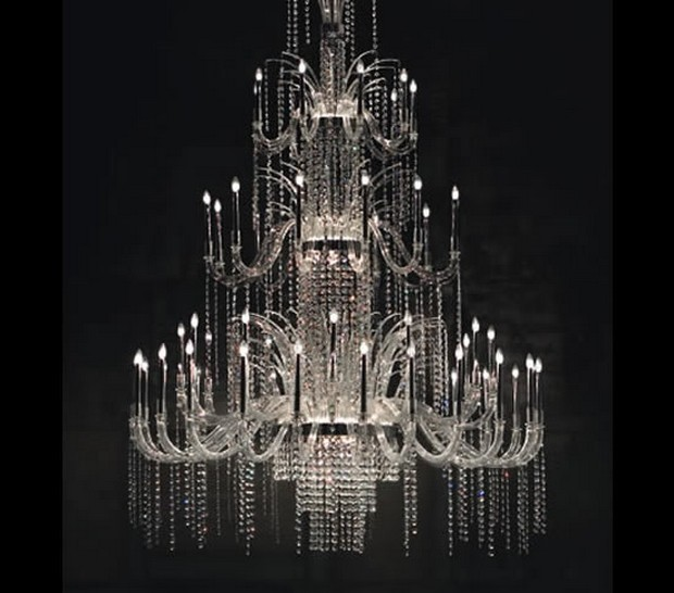 Classic Murano Chandeliers For Luxury Hotel In Florence: Exclusive Murano Chandeliers For An Out-of-this-world