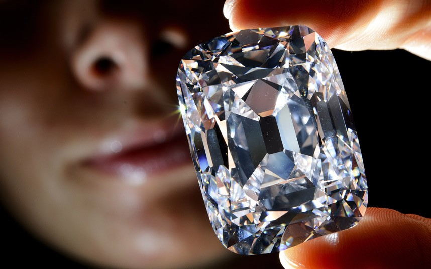 Интересное. Самые дорогие и уникальные бриллианты (12 фото
