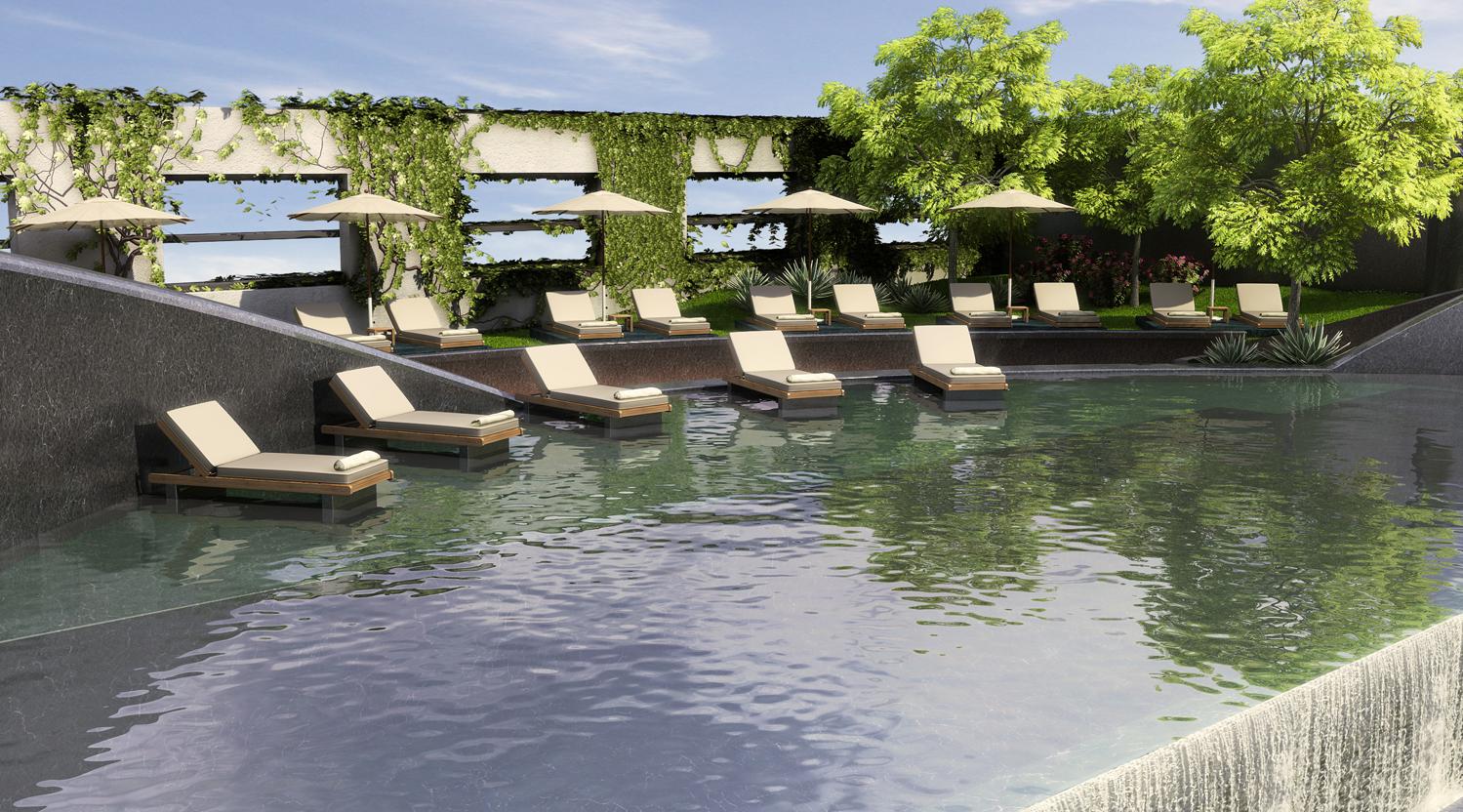 Park Hyatt Chennai Poolluxury News Best Of Luxury Interviews Event Calendar
