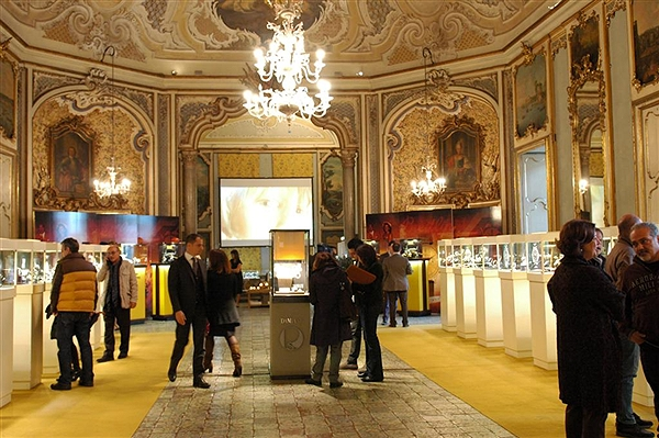 Watches & Luxury Fair Catania Italy