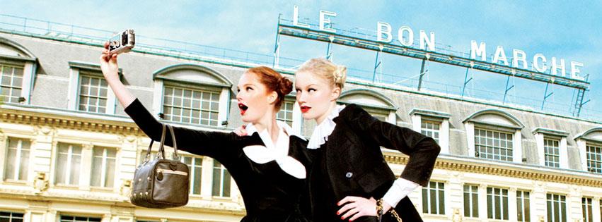 Le bon march rive gauche 160 years of creation 2luxury2 com - Le bon marche rive gauche ...