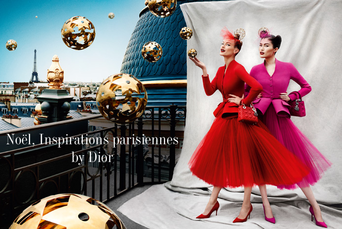 Dior invites you to discover