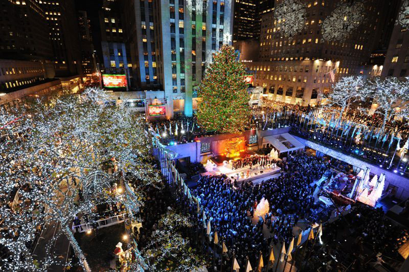 The Best Rockefeller Christmas Tree Star