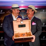Hublot King Power Arturo Fuente cigars & watch