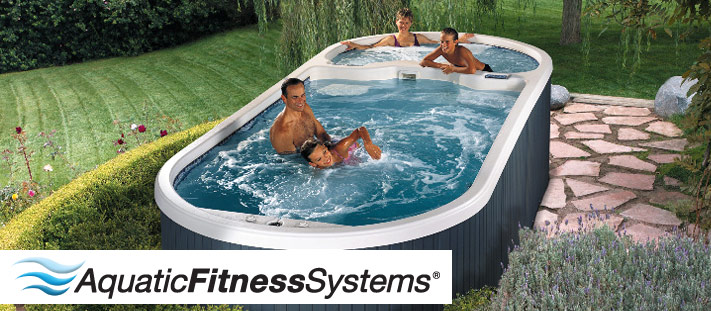 Dimension one spas 39 luxury aquatic fitness system wins for Dimension one spas