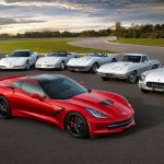 2014 Chevrolet Corvette Stingray - generations